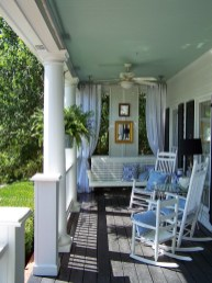 Beautiful And Colorful Porch Design12