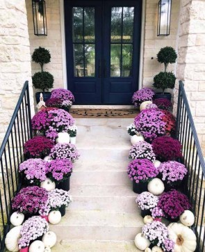 Beautiful And Colorful Porch Design29