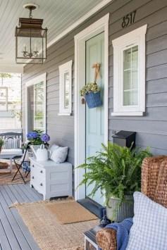 Cozy Porch Decoration Ideas09