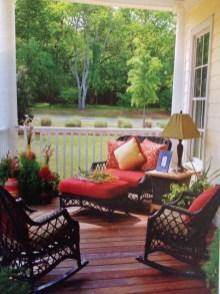 Cozy Porch Decoration Ideas22