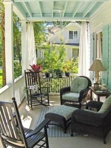 Cozy Porch Decoration Ideas30