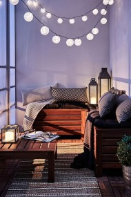 Elegant And Cozy Balcony Ideas31