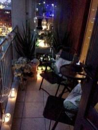 Elegant And Cozy Balcony Ideas40