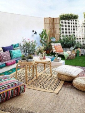 Elegant And Cozy Balcony Ideas43
