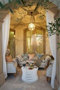 Elegant And Cozy Balcony Ideas47