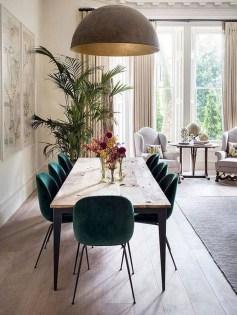 Elegant And Cozy Diningroom Design Ideas03