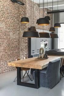 Elegant And Cozy Diningroom Design Ideas05