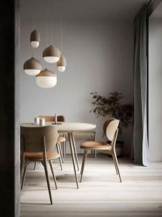 Elegant And Cozy Diningroom Design Ideas10