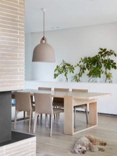Elegant And Cozy Diningroom Design Ideas13