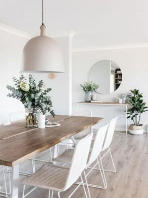 Elegant And Cozy Diningroom Design Ideas16