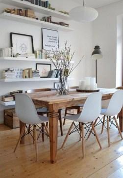 Elegant And Cozy Diningroom Design Ideas18