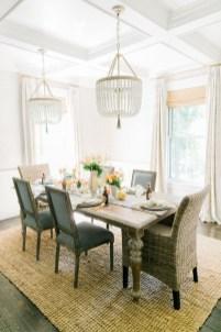 Elegant And Cozy Diningroom Design Ideas30