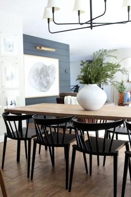 Elegant And Cozy Diningroom Design Ideas33