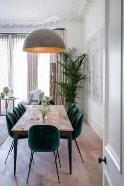 Elegant And Cozy Diningroom Design Ideas44