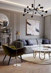 Extraordinary Luxury Living Room Ideas Which Abound With Glamour And Refinement02