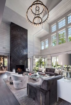 Extraordinary Luxury Living Room Ideas Which Abound With Glamour And Refinement08