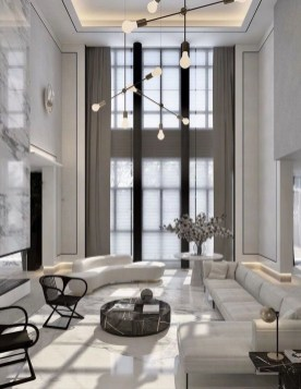Extraordinary Luxury Living Room Ideas Which Abound With Glamour And Refinement09