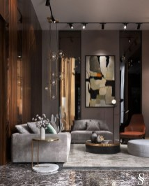 Extraordinary Luxury Living Room Ideas Which Abound With Glamour And Refinement23