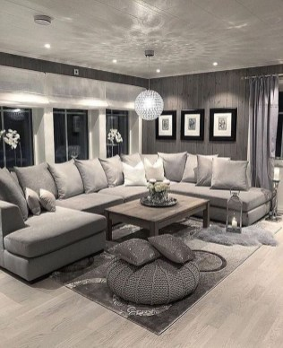 Extraordinary Luxury Living Room Ideas Which Abound With Glamour And Refinement42