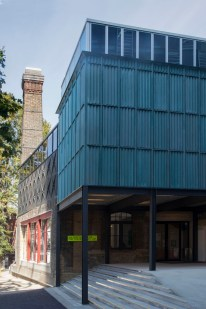 Londons Contemporary Architecture Key Building British Capital11