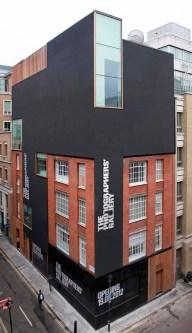Londons Contemporary Architecture Key Building British Capital12