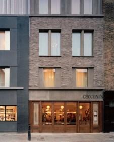Londons Contemporary Architecture Key Building British Capital21