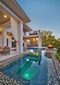 Luxury And Elegant Backyard Pool13