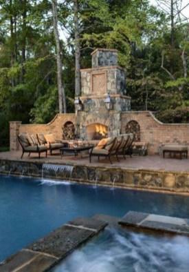 Luxury And Elegant Backyard Pool24