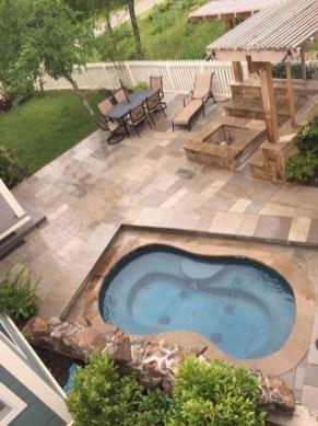 Luxury And Elegant Backyard Pool42