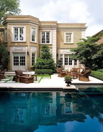 Luxury And Elegant Backyard Pool47