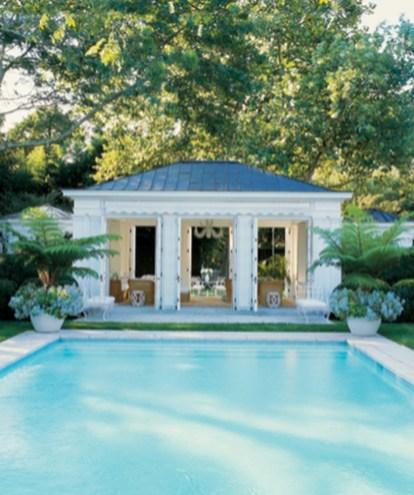 Luxury And Elegant Backyard Pool48