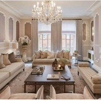 Luxury And Elegant Living Room Design23