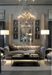 Luxury And Elegant Living Room Design35