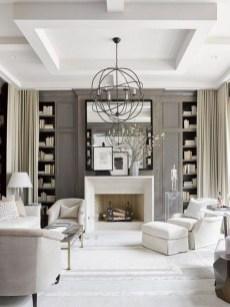 Luxury And Elegant Living Room Design39