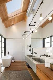 Minimalist Modern Bathroom Designs For Your Home02