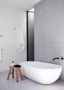Minimalist Modern Bathroom Designs For Your Home25