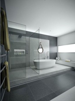 Minimalist Modern Bathroom Designs For Your Home26