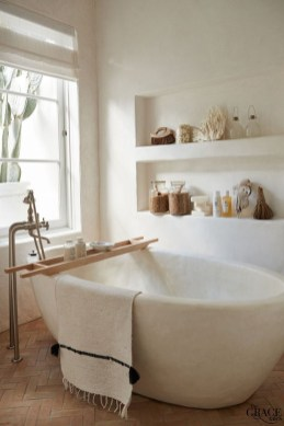 Minimalist Modern Bathroom Designs For Your Home34