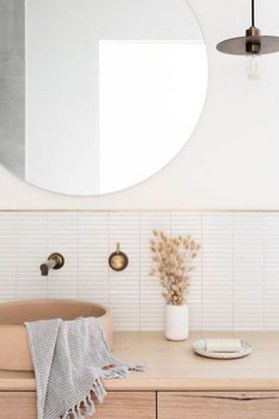 Minimalist Modern Bathroom Designs For Your Home35