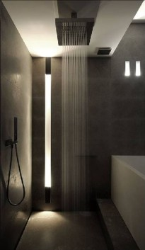 Minimalist Modern Bathroom Designs For Your Home37