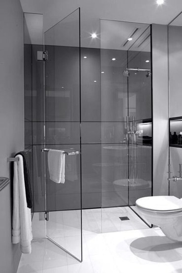 Minimalist Modern Bathroom Designs For Your Home42