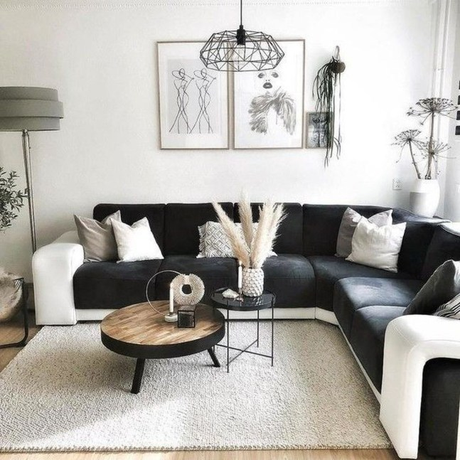 Modern And Minimalist Sofa For Your Living Room24