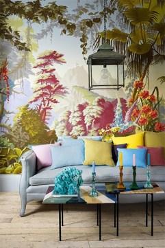Modern Wallpaper Decoration For Living Room Ideas09