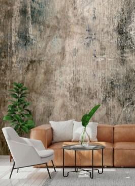 Modern Wallpaper Decoration For Living Room Ideas27