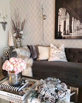 Modern Wallpaper Decoration For Living Room Ideas33