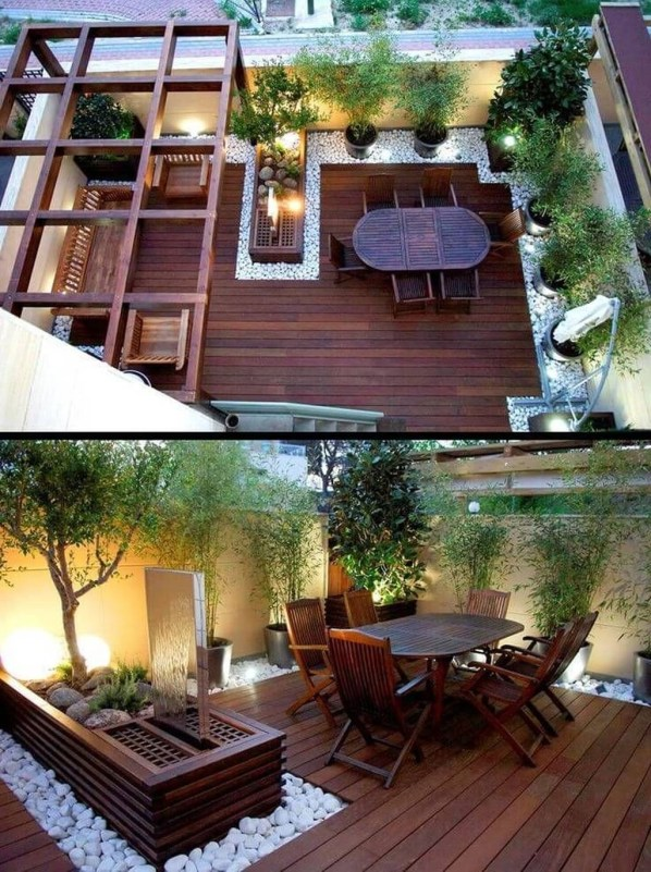 Most Popular And Beautiful Rooftop Garden36