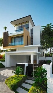 Superb Contemporary Houses Designs Surrounded By Picturesque Nature04