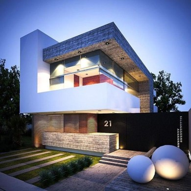 Superb Contemporary Houses Designs Surrounded By Picturesque Nature07