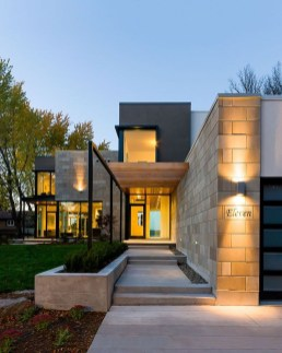Superb Contemporary Houses Designs Surrounded By Picturesque Nature13