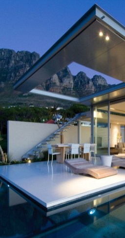 Superb Contemporary Houses Designs Surrounded By Picturesque Nature15